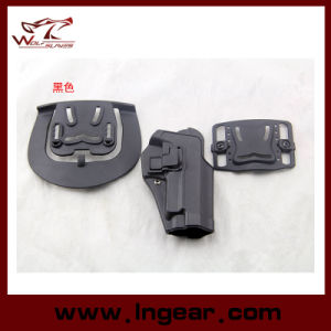 Tactical Blackhawk Waist Pistol Holster for P226 Military Gun Holster pictures & photos