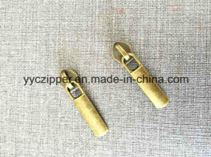 3# Anti-Brass Plating Non Lock Slider for Nylon Zipper