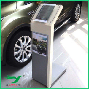China The Auto Show Display Outdoor Composite Material Display Rack - Car show wheel display stands
