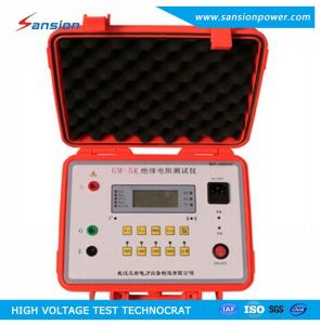 5kv Insulation Resistance Meter pictures & photos