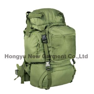 Newest Green 600d Tactical Assault Military Backpack (HY-B037)