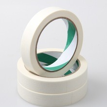 2015 Hot Sale Heat-Resistant Masking Tape for Paint Decoration Masking Crepe Paper with Various Specification