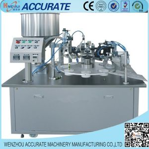 High Speed End Tail Tube Sealing Machine pictures & photos