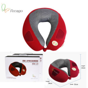 Useful Neck Massage Pillow Health-Care Massager pictures & photos
