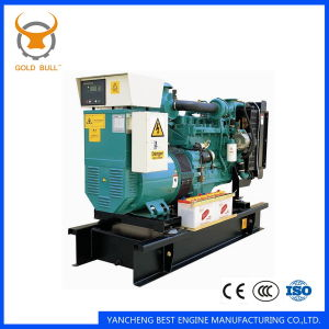 40kw Cummins Standby Power Generator for Industrial Use