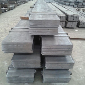 China Tangshan Supplier Q195 Q235 A36 Slitting Flat Bar Size pictures & photos