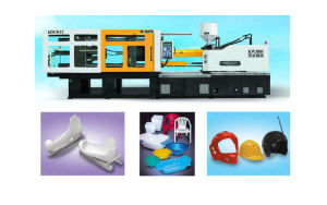 Pet Preform High Efficiency Energy Saving Servo Injection Molding Machine pictures & photos
