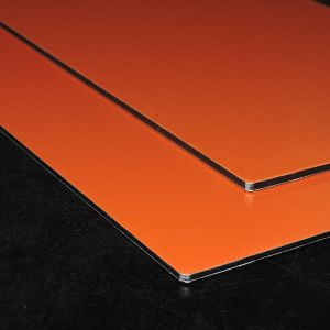 PE / PVDF Aluminum Composite Panel Alucosuper Plate. pictures & photos