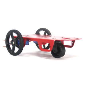 Smart Car Kits >> China Arduino 2wd Smart Car Kit Base On Fs90r Servo And Wheel