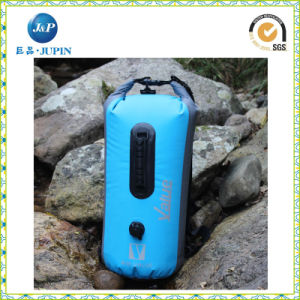 Swimming Sports 15L PVC Waterproof Backpack Barrel Dry Bags (JP-WB006) pictures & photos