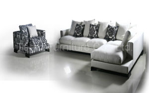 Modern Living Room Sofa Fabric Sofa Leather Sofa pictures & photos