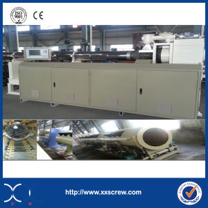 High-Level Efficiency Single Screw Plastic Pipe Extruder pictures & photos