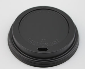 Disposable Easy Open Plastic Lid for Hot Paper Cup pictures & photos