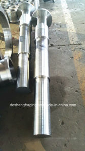 Carbon Steel or Alloy Steel or Stainless Steel Propeller Shaft