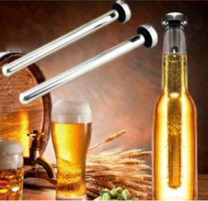 Reusable Stainless Steel Beer Bottle Cooler Stick, Beer Chiller Stick pictures & photos