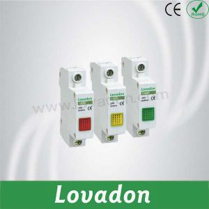 C45D DIN Rail Indicator Signal Lamp pictures & photos