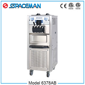 Soft Ice Cream Machine 6378ab Heat Treat / Pasteurizeration pictures & photos