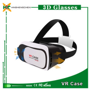 Virtual Reality Red Blue Open Sex Vdieo 3D Glasses pictures & photos