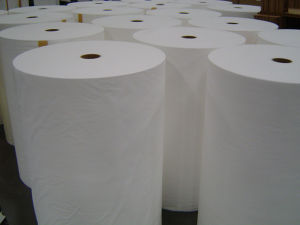 210cm Width PP Nonwoven Spunbonded Fabric pictures & photos