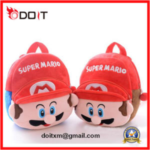 High Quality Cartoon Backpack Whoesale Custom Plush Kid School Bag pictures & photos
