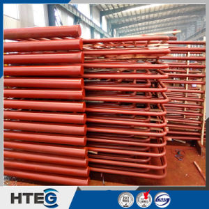 China Manufacturer Boiler Pressure Parts Platen Type Steam Superheater pictures & photos