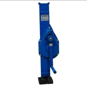 Mechanical Lifting Jack with Steel Plate