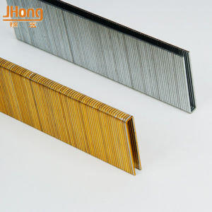 90series Industrial Galvanized Metal Ground Staple pictures & photos