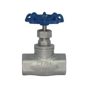 Stainless Steel Threaded End Globe Valve pictures & photos