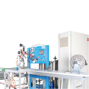 Aluminium Profile Foaming Machine with Paper Strip pictures & photos