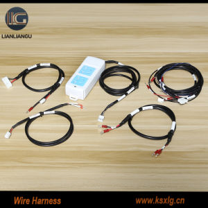 20m ohm (min) insulation resistance wiring harness with tinned-copper  shielded