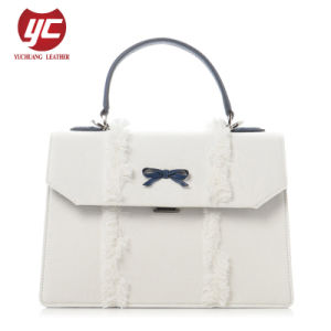 China Leather Handbag Manufacture Designer Bag Tote