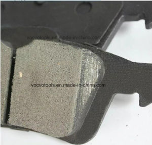 High Quanlity Semi Metallic Brake Pad for American Cars Cadillac Citroen Ford