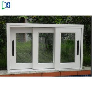 Windows For Sale >> Economic High Quality Three Track Aluminium Sliding Glass Metal Window For Sale