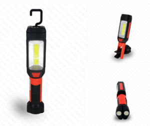 Swivel Hook Strong Magnet Clip on COB LED Work Light