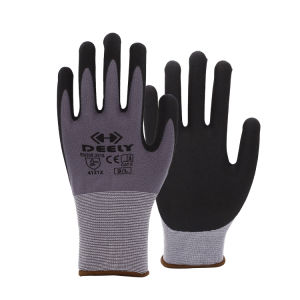 Nylon Knitted Gloves