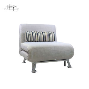 China Metal Frame Folding Single Corner Sofa Bed - China ...