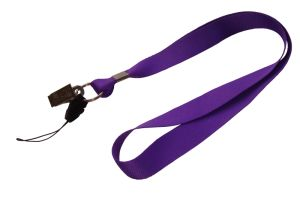 Custom High Quality Polyester Lanyard with Printed Logo pictures & photos