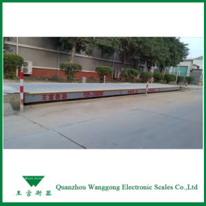 Weighbridge Truck Scale for High-Volume Payload Application pictures & photos
