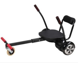 Adjustable Scooter Hovercart Seat for Two Wheels Self Balance Scooter Hoverboard Go Kart Sitting Chair