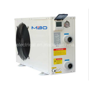 4.5~15kw Practical Swimming Pool Heat Pump Water Heater pictures & photos
