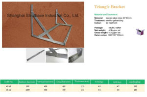 Triangle Wall Bracket / Air Conditioner Bracket pictures & photos