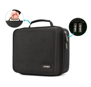 Traveling First Aid Kit EVA Hard Case Cell Phone Case/EVA Travel Storage Carrying Bag for Samsung Gear Vr Virtual Reality Headset Gamepad Game Controller Kit pictures & photos