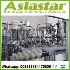 Ce ISO Automatic Glass Bottle Beer Bottling Manufacturing Plant pictures & photos
