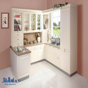 China High End American Standard Rta Modular Kitchen Cabinet - China ...