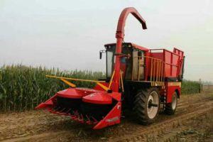 China Hot Sale Corn Straw Forage Harvester Machine Corn Harvester