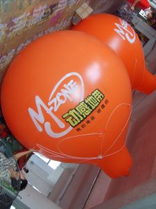 Inflatable Big Helium Water Drop Ball pictures & photos