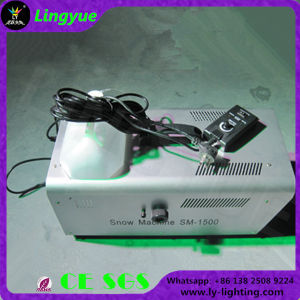 Stage 1500W Snow Machine for Night Club pictures & photos