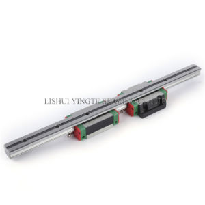 High Rigidity Linear Guide Rail Compatible with Hiwin Linear Guide pictures & photos