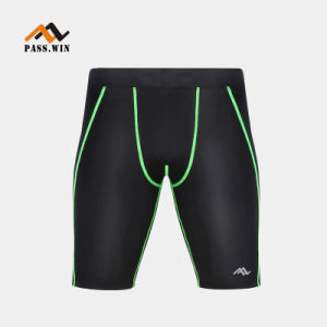 Men Compression Cyclling Pants Short Leggings Quicky Drying Workout Pants