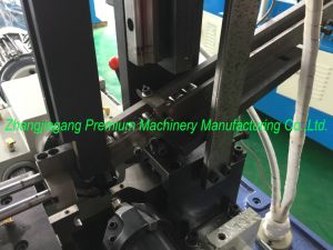 Pipe Section Beveling Plm-Fa40 Double Head Pipe Chamfering Machine pictures & photos